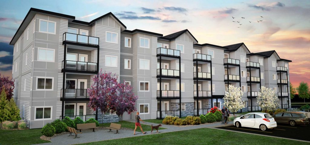 Rentals in Fort Saskatchewan at Windsor Apartments